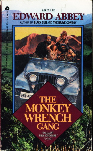 A Monkey Wrench Gang Essays - image 7