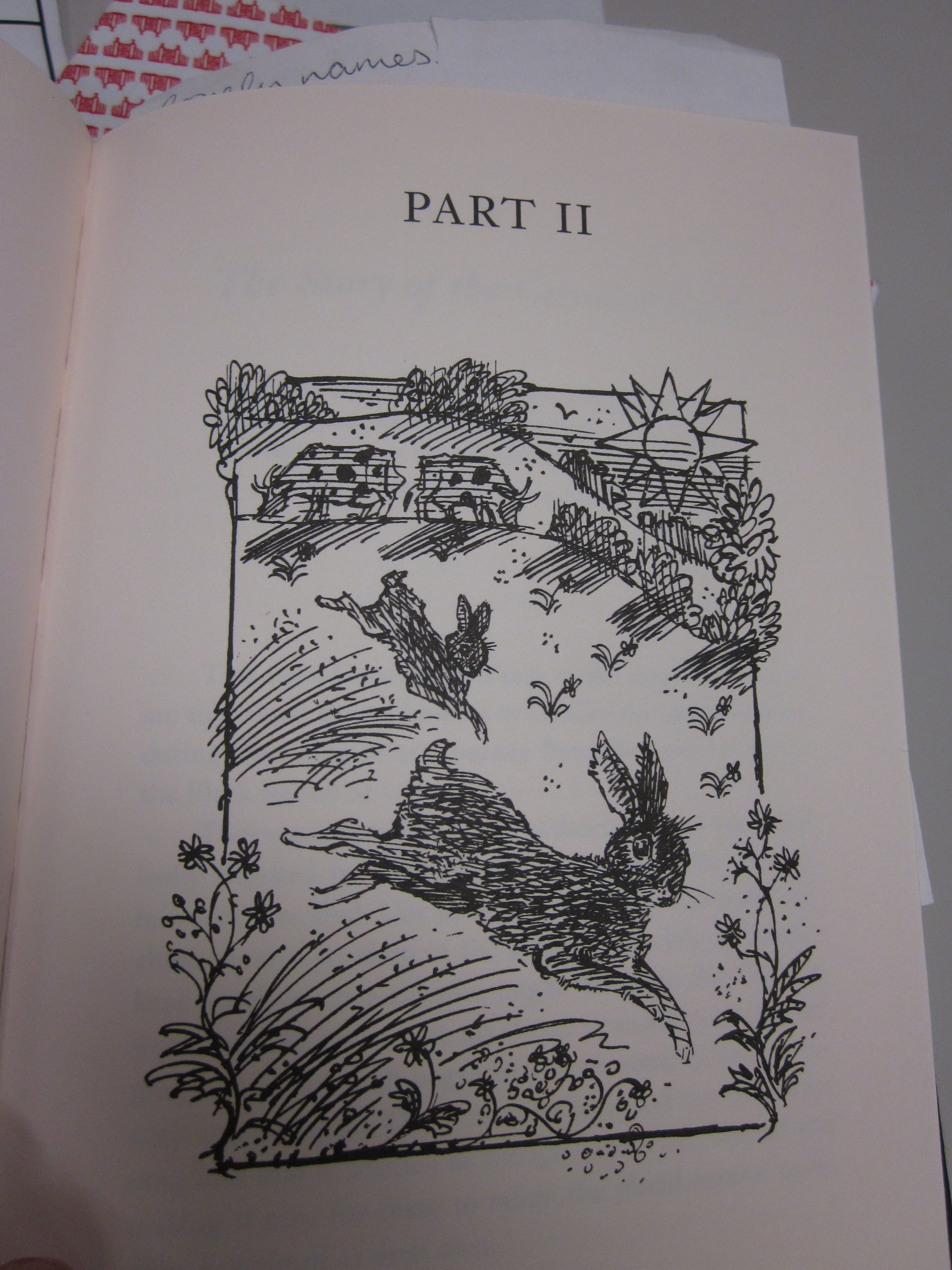 watership down essays In the novel watership down, what is a good theme on which to focus if writing a paper related in the classic essay blog do you want a similar paper.
