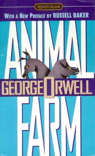 Animal Farm By George Orwell Pagesofjulia