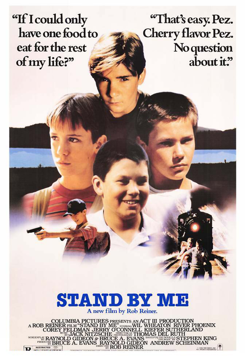 stand by me movie analysis