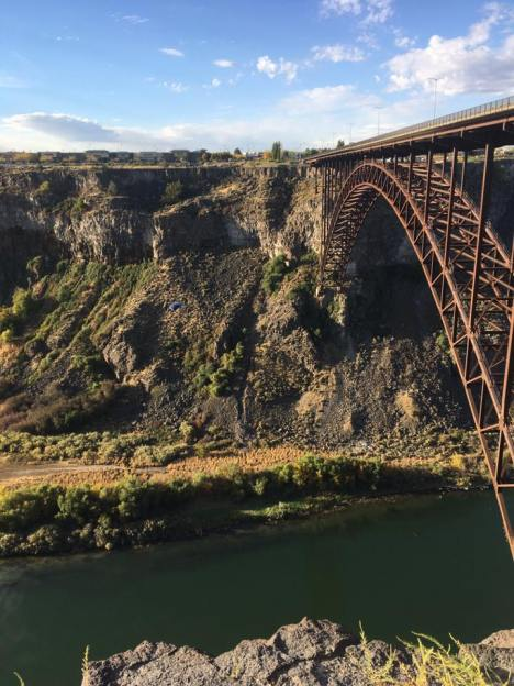 Snake River: Twin Falls, ID