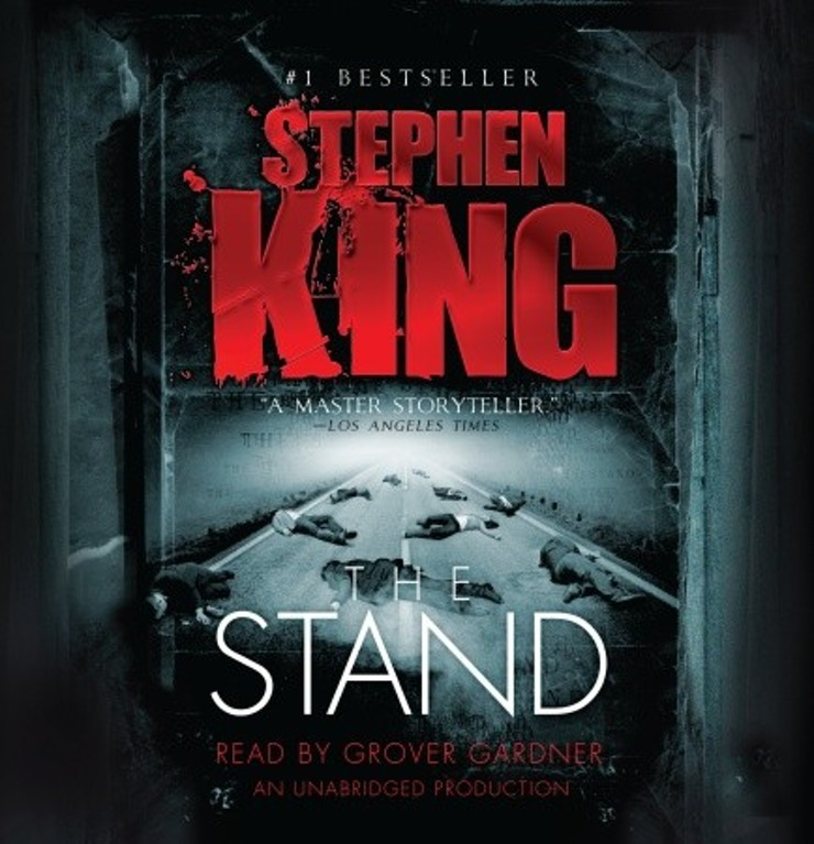 The Stand by Stephen King (audio) | pagesofjulia