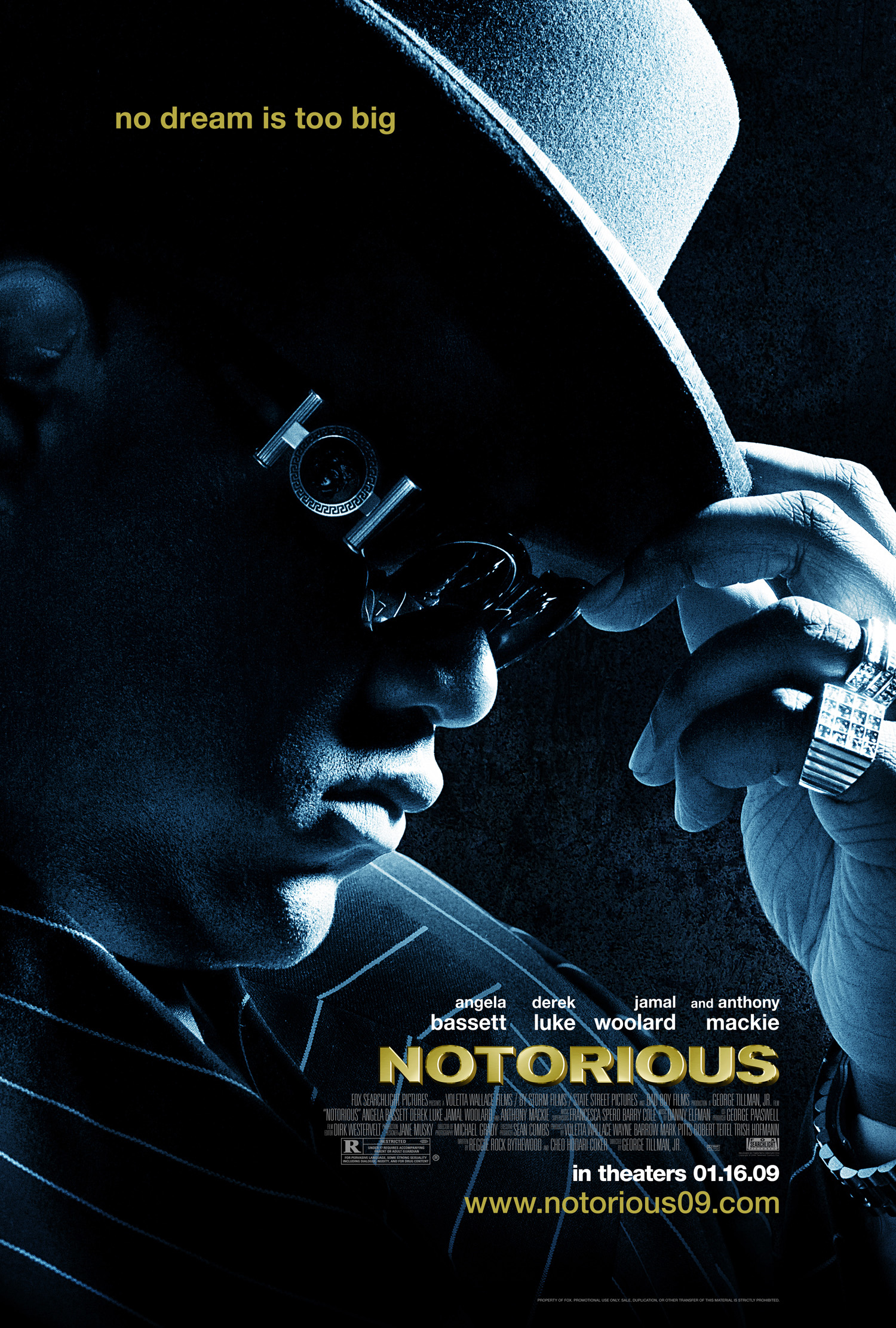 movies: Notorious (2009) and All Eyez on Me (2017